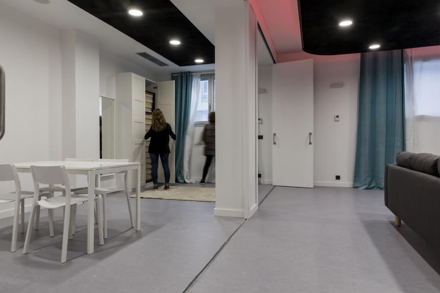 Centro de Capacidades Río Irati Instalaciones