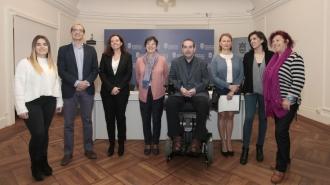 Nuevo centro en Etxabakoitz para fomentar la actividad de las personas mayores