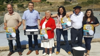 Fiesta de la sal en Salinas de Oro