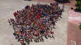 Inicio del Campus de Verano en Hondarribia