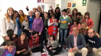Primer aniversario del Centro Río Irati