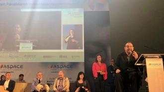 Entrega de los Premios Aspace Ipsem Pharma 2018