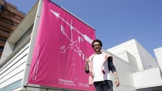 Luis Guijarro, primer premio del certamen de diseño Imagina Civican