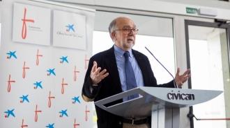 Javier Tejada, en el ciclo Contextos para Civican