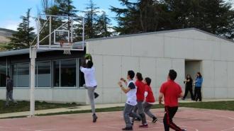 Encuentro deportivo de los centros Isterria y El Molino