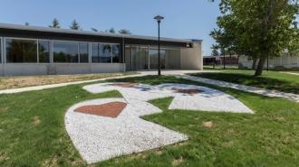 Fundación Caja Navarra se suma al proyecto Aulas Enclave a través de Isterria