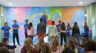 Inicio del Campus Neptuno 2018