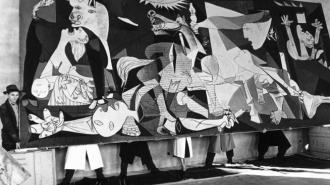 """Más de 25.000 personas visitaron la exposición """"Picasso. El viaje del Guernica"""""""