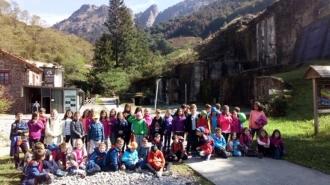 Proyecto piloto escuelas rurales en Hondarribia