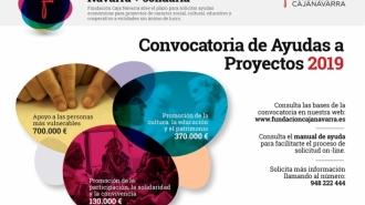 Presentados 345 proyectos de 297 entidades a la Convocatoria de Ayudas 2019