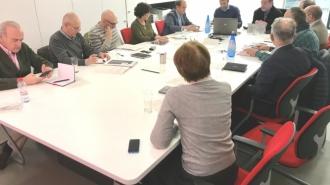 Reunión de la Comisión Asesora del Patronato de Fundación Caja Navarra