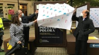 """Presentación de la exposición """"De Polo a Polo"""""""