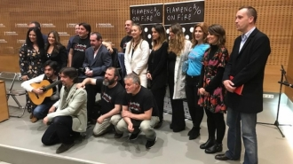 Presentada la V edición del Flamenco on Fire