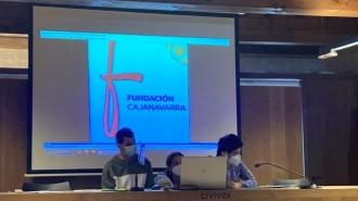 Fundación Caja Navarra representada en el Curso de Verano de la Universidad de Navarra