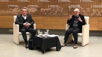Diálogo entre Javier Tejada y Angel Pes