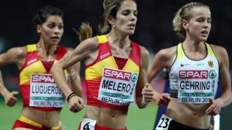Melero, Quijera y Vallés, en los Campeonatos de Europa de Atletismo