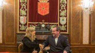 Convenio con el Gobierno de Navarra para fomentar el retorno del talento