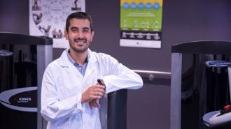 Fundación Caja Navarra colabora con el nuevo representante español en la European Geriatric Medicine Society