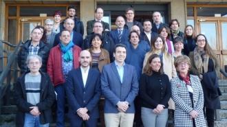 UNED Pamplona presenta sus proyectos de investigación