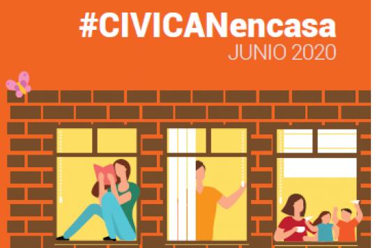 #CIVICANencasa Junio 2020