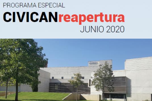 CIVICAN reapertura Junio 2020