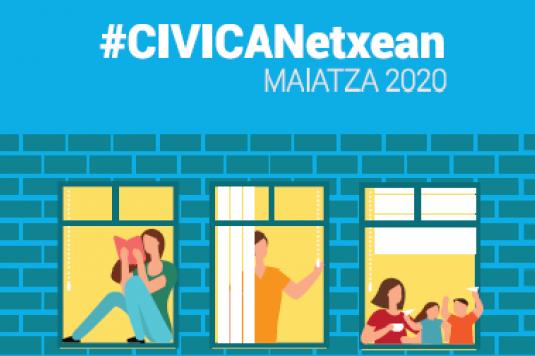 #CIVICANetxean Maiatza 2020