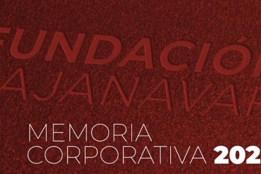Nafarroako Kutxa Fundazioaren 2020ko Memoria
