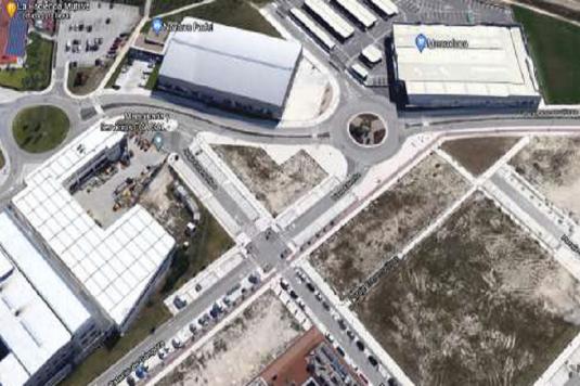 Licitación para la ejecución de las obras de construcción de un edificio en EntreMutilvas