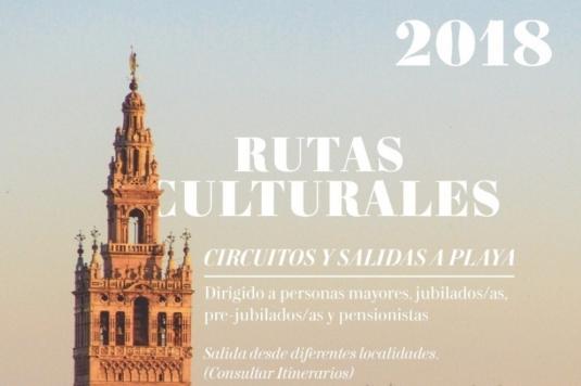 Rutas Culturales 2018