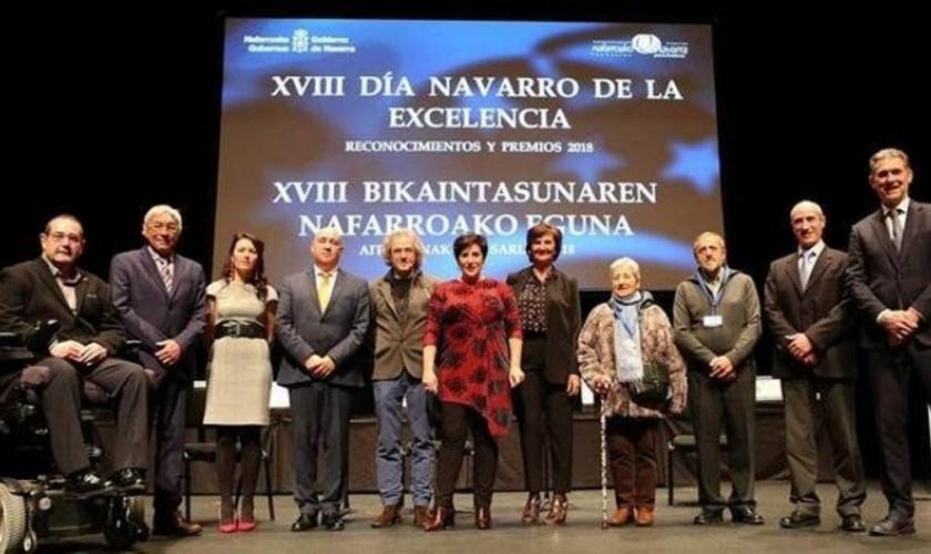 Premio a la Excelencia Ciudadana para Saray