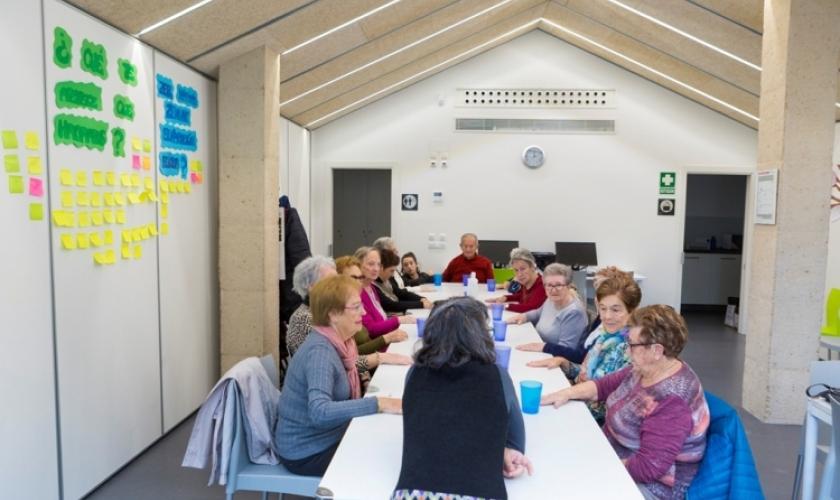 Fundación Caja Navarra adapta el funcionamiento de su centro Convive Santesteban