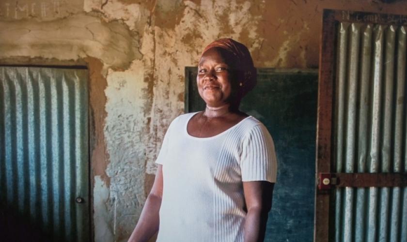 """Exposición """"Ellas deciden, África con voz de mujer"""" en CIVICAN"""