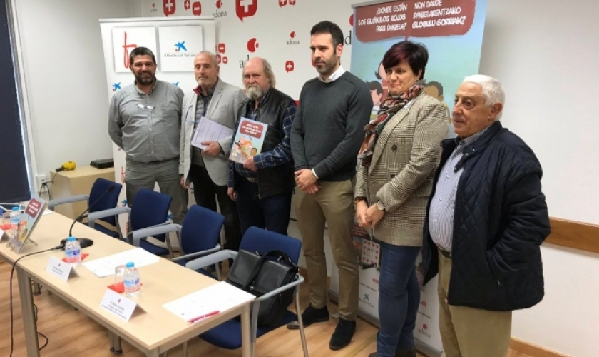 """ADONA presenta """"Buscando donantes, encontrando razones"""""""