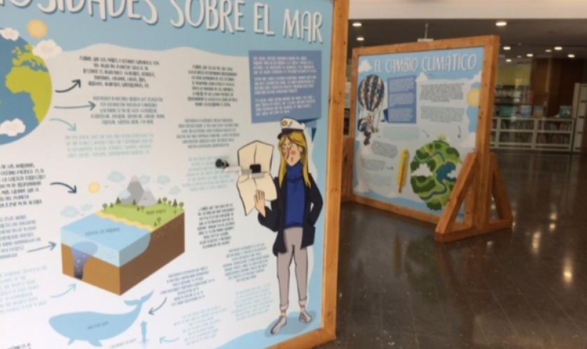 Fundación Caja Navarra ofrece su Aula Medioambiental en CIVICAN