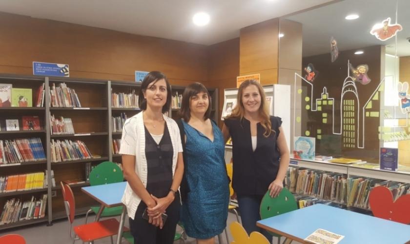 Ampliamos las instalaciones y actividades de la biblioteca infantil en Civican