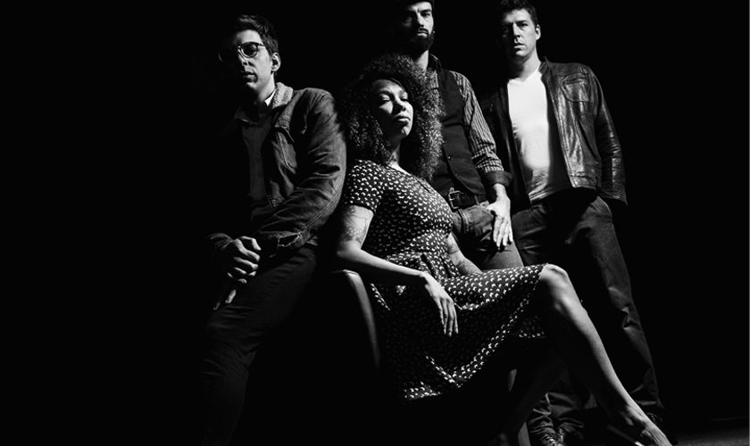 The Buttshakers, presenta en Civican el lunes 13 de agosto su disco 'Sweet Rewards'