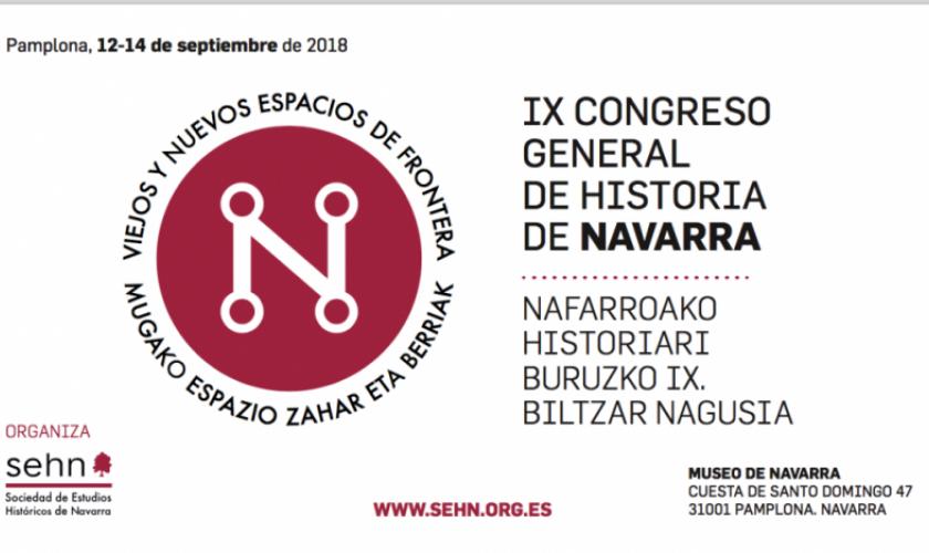 IX Congreso General de Historia de Navarra