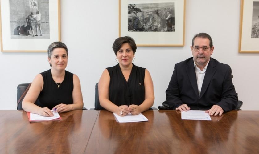 Convenio con el ayuntamiento de Améscoa Baja y el departamento de Educación