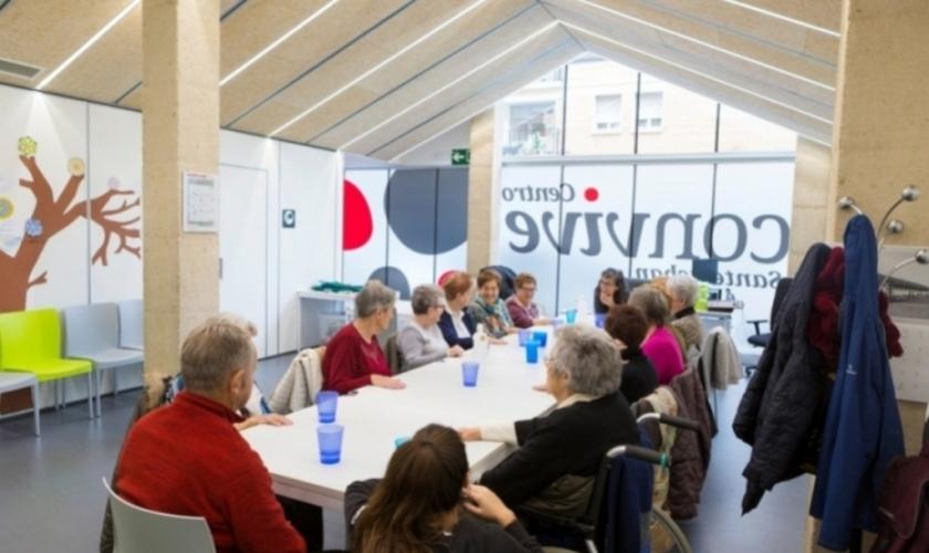 Programación de actividades para el centro Santesteban este otoño