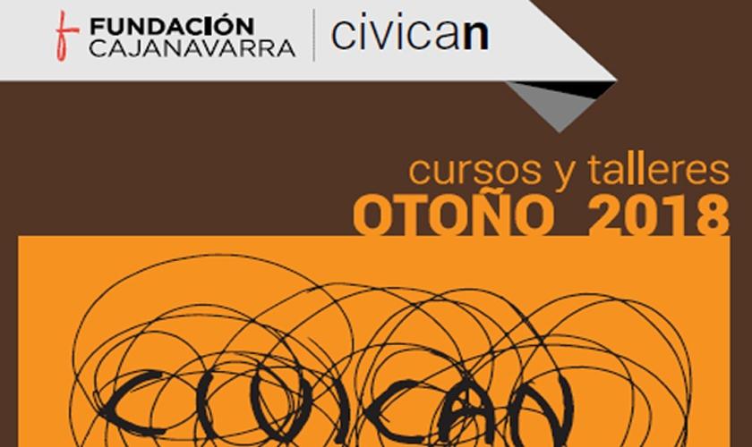 Cursos y talleres de otoño en Civican