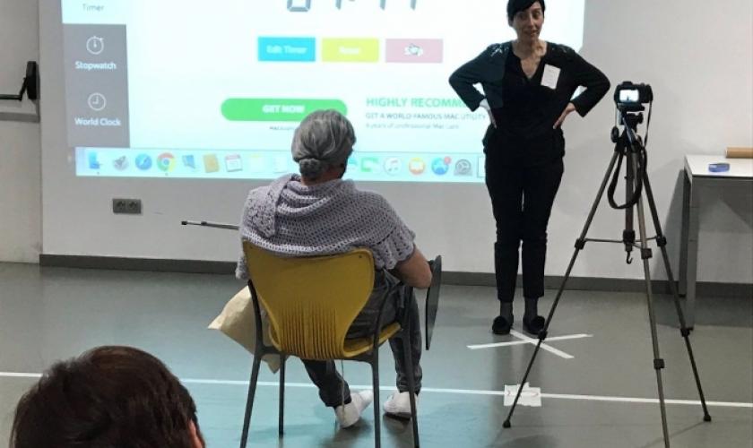 Taller formativo del programa InnovaCultural