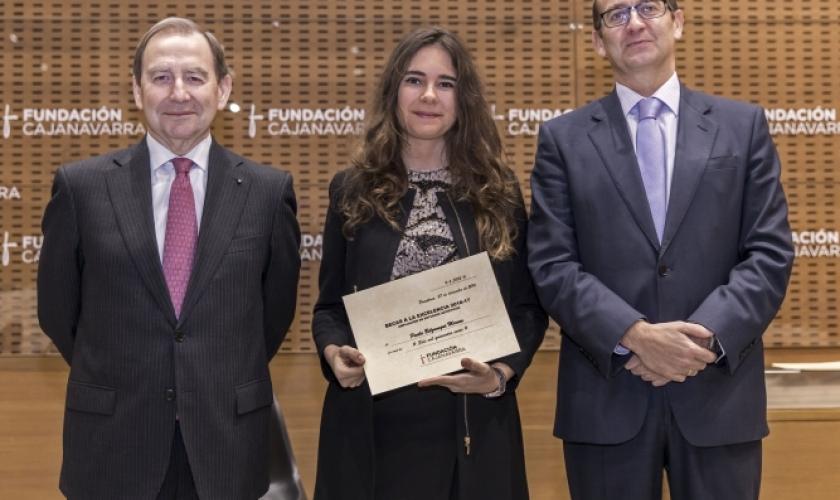 Mención de honor para Paula Belzunegui en el festival Verao Classico