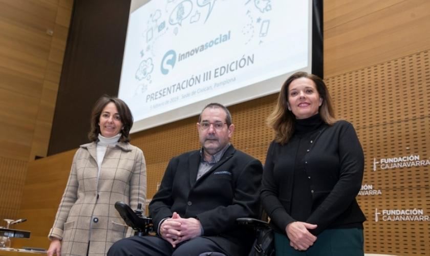 Presentada la III edición del InnovaSocial