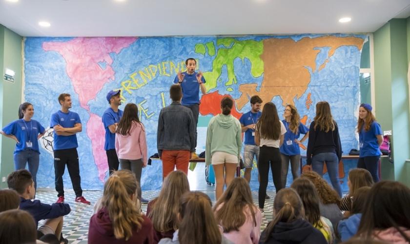 Asignación de plazas Campus Hondarribia 2018