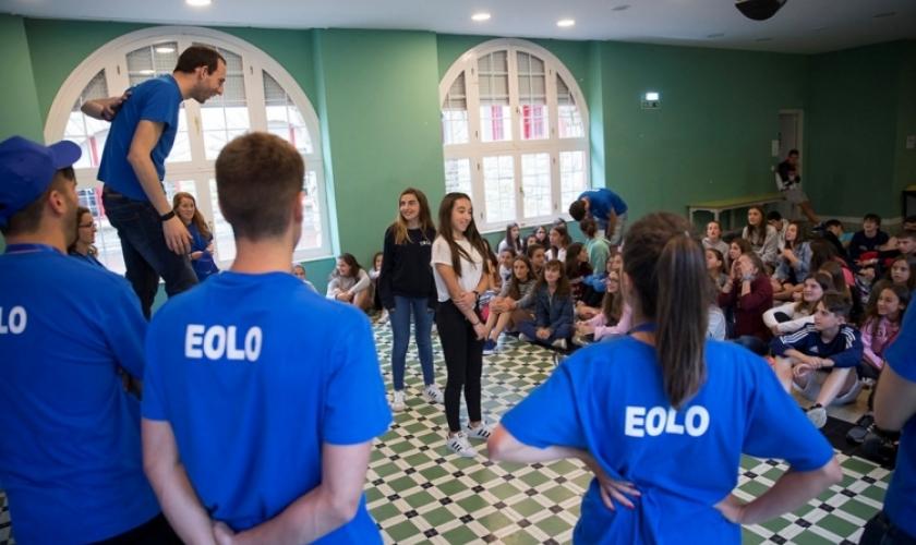Campus Hondarribia trabaja los valores de la igualdad