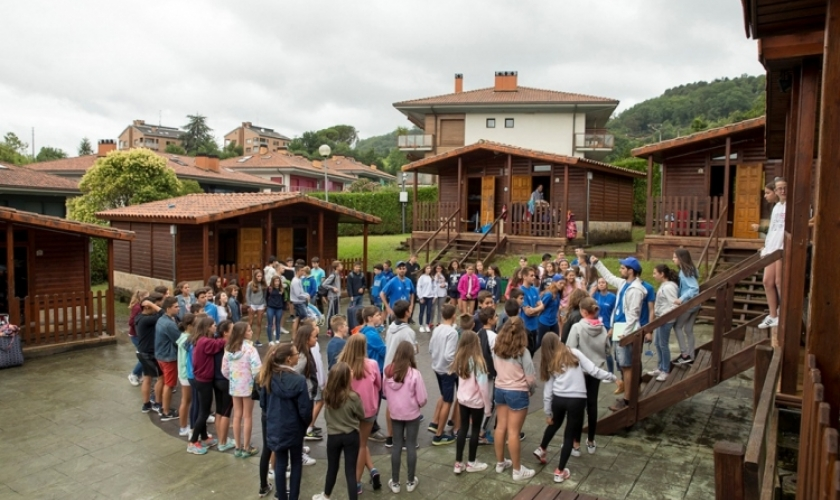 Cerrado el plazo de preinscripción del Campus Hondarribia
