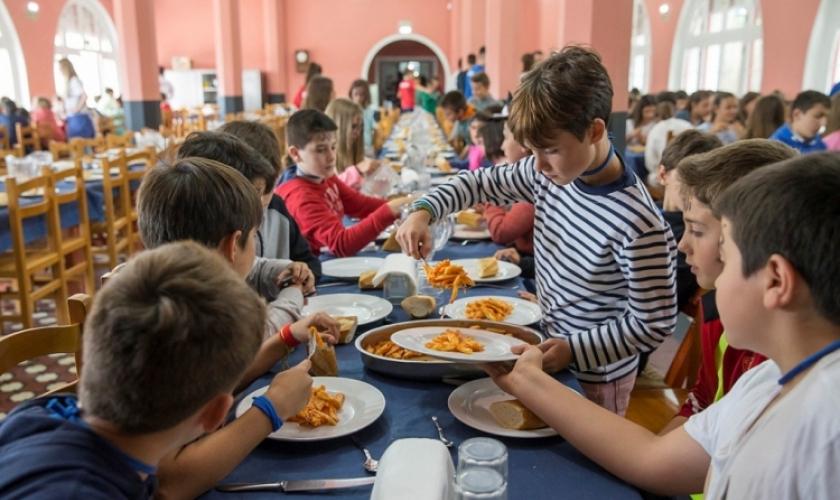 Campus Hondarribia apuesta por una alimentación sana
