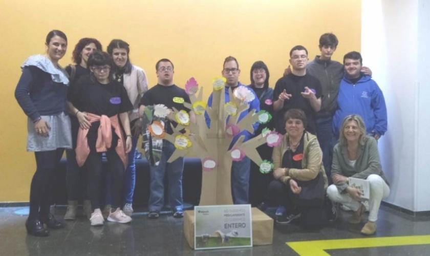 Actividad medioambiental de Fundación Caja Navarra