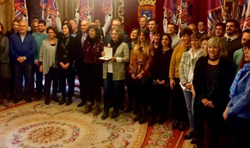 Fundación Xilema, premiada con el Haba de Oro