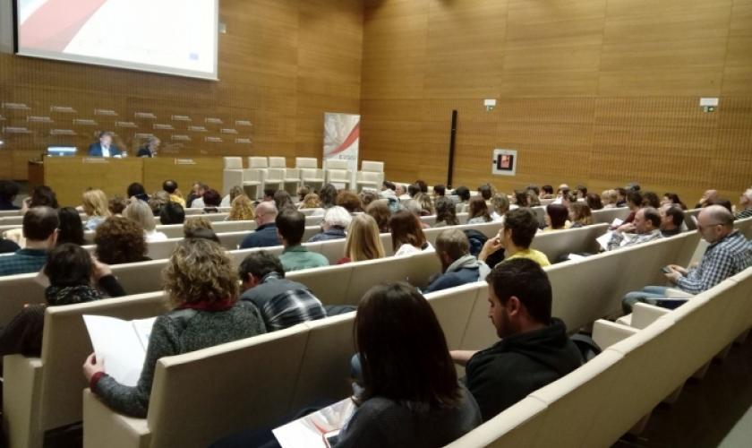 """Fundación Caja Navarra y Obra Social """"la Caixa"""" colaboran con el proyecto europeo ERSISI"""